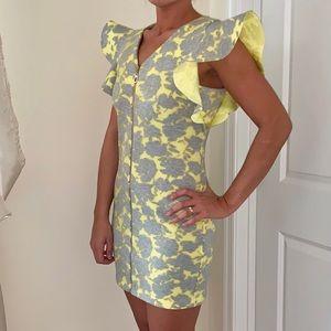 Dresses & Skirts - Ruffle sleeve dress